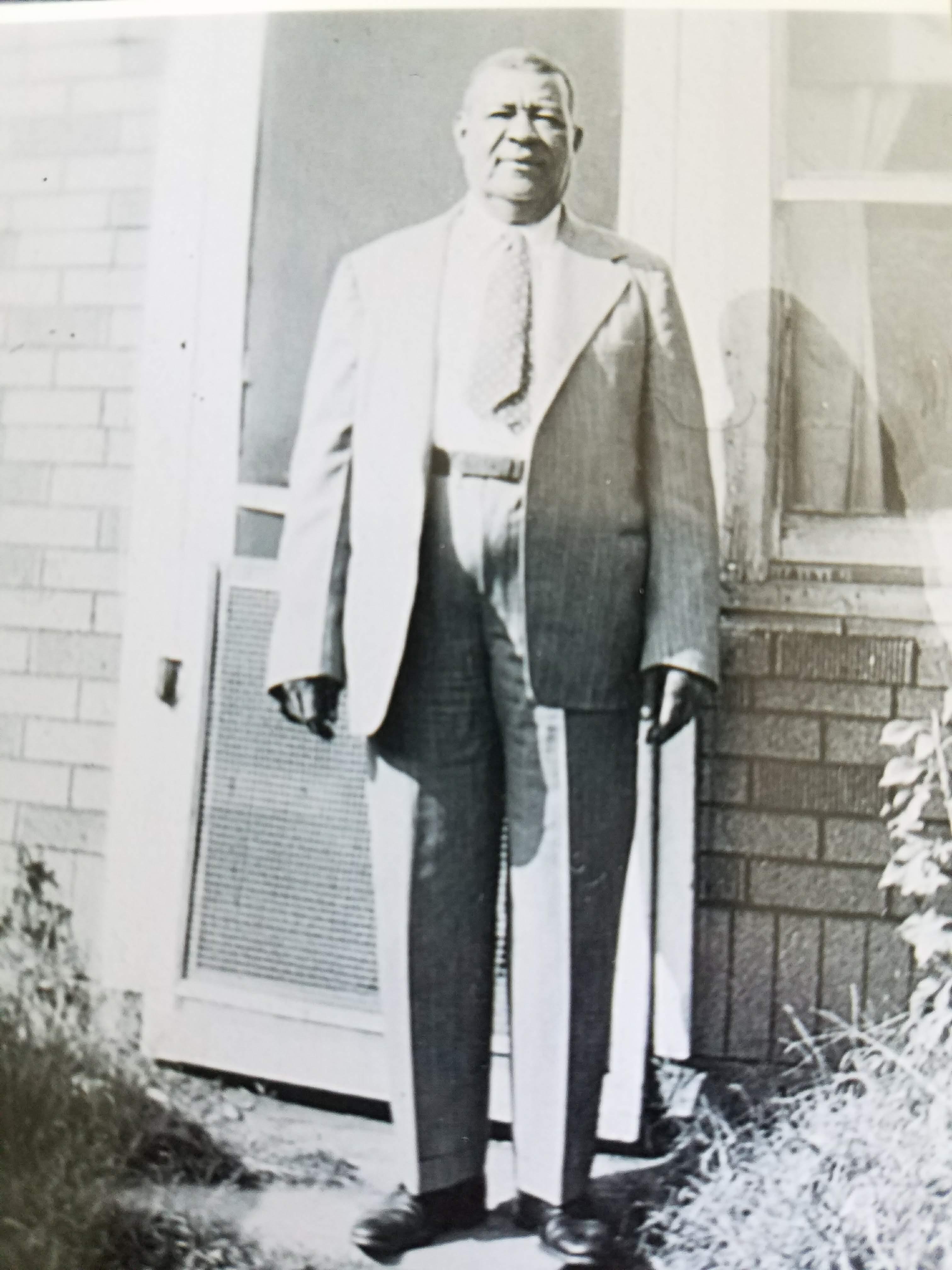 Tonstal Scott - 1950s